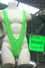 Mankini - Queen Victoria Market by avlxyz